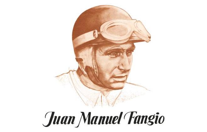 Juan Manuel Fangio Motorsports Hall of Fame Member