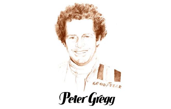 Peter Gregg International Motorsports Hall of Fame Member