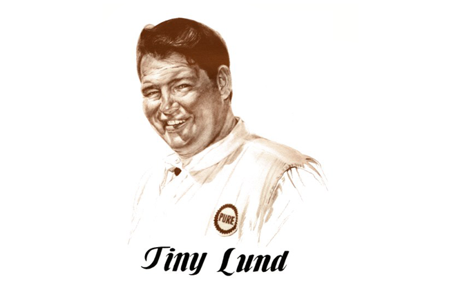 Tiny Lund International Motorsports Hall of Fame