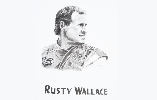 Rusty Wallace International Motorsports Hall of Fame