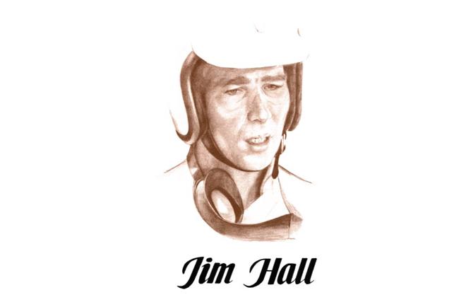 Jim Hall International Motorsports Hall of Fame Member