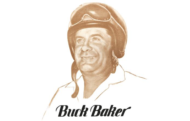 Buck Baker: One of the Greatest Drivers in NASCAR's History - CLASS OF 1990