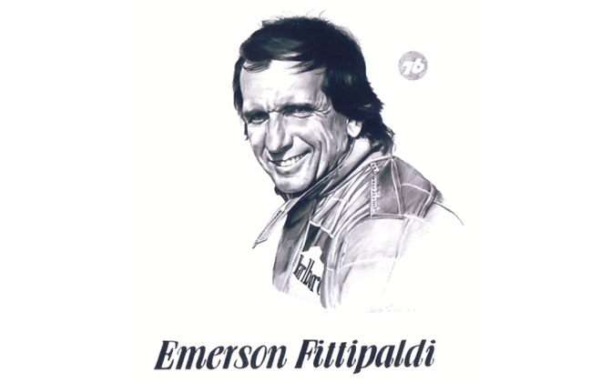 Emerson Fittipaldi Motorsports Hall of Fame Member