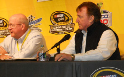 Richard Childress Is Member of 2012 International Motorsports Hall of Fame Class