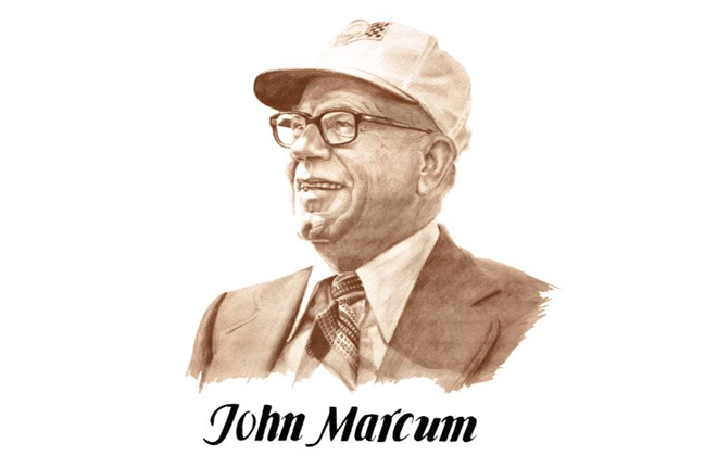 John Marcum International Motorsports Hall of Fame