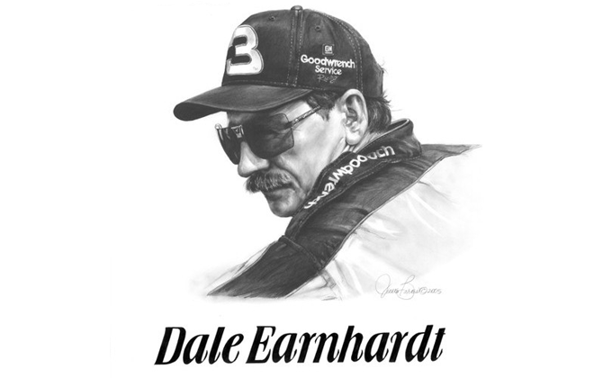 Dale Earnhardt Motorsports Hall of Fame Member