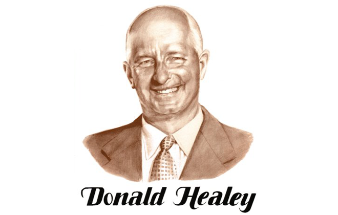 Donald Healey International Motorsports Hall of Fame Member