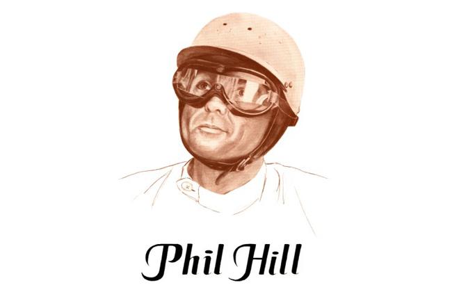 Phil Hill International Motorsports Hall of Fame Member