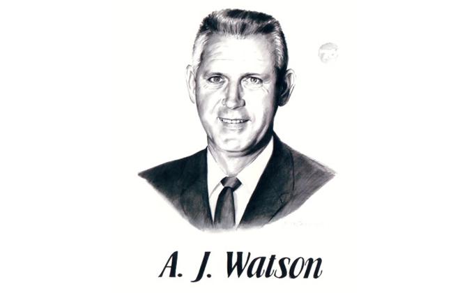 AJ Watson International Motorsports Hall of Fame