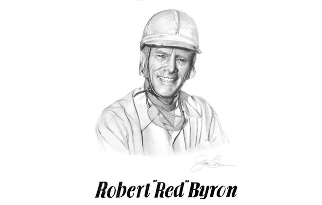 Robert Red Byron Motorsports Hall of Fame Member