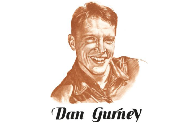 Dan Gurney International Motorsports Hall of Fame Member
