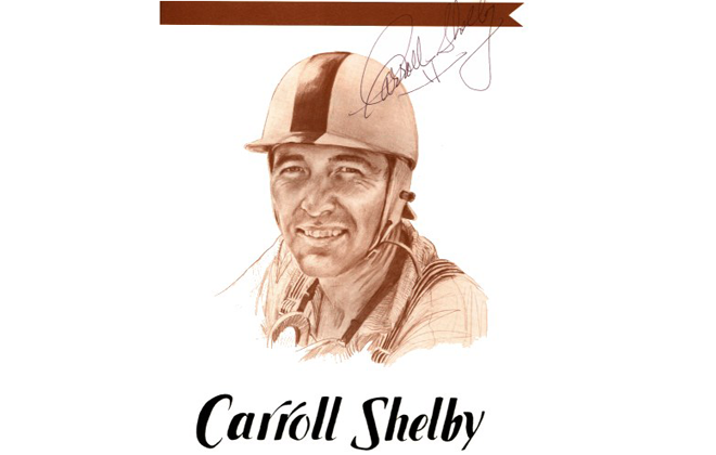Carrol Shelby International Motorsports Hall of Fame