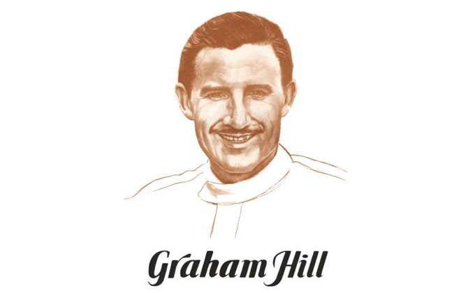 Graham Hill International Motorsports Hall of Fame Member