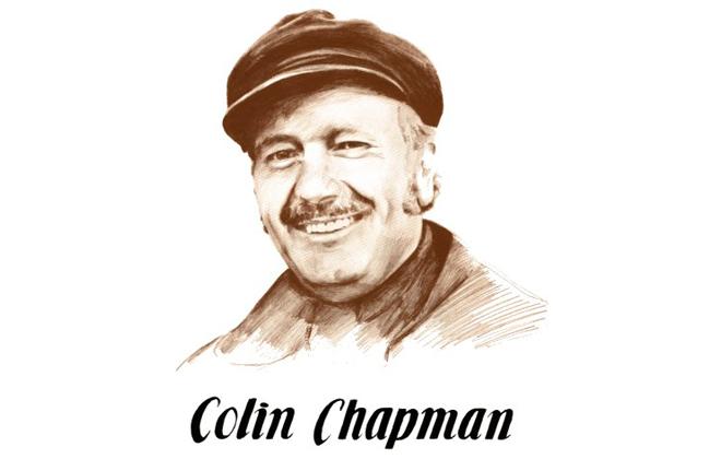 Colin Chapman Motorsports Hall of Fame Member