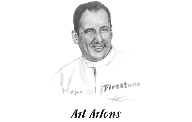 Art Arfons: made significant contributions to Tractor Pulling, Drag & Powerboat Racing - CLASS OF 2008