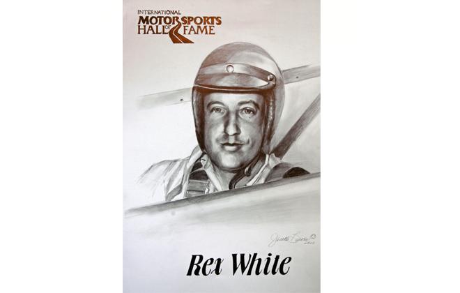 Rex White International Motorsports Hall of Fame
