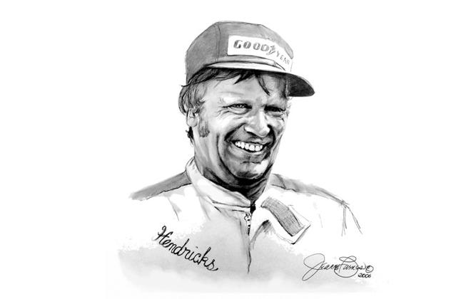Hendricks International Motorsports Hall of Fame Member