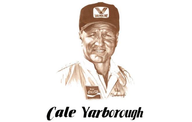 Cale Yarborough of International Motorsports Hall of Fame