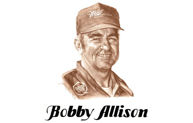 Bobby Allison: 1983 NASCAR Champion - CLASS OF 1993
