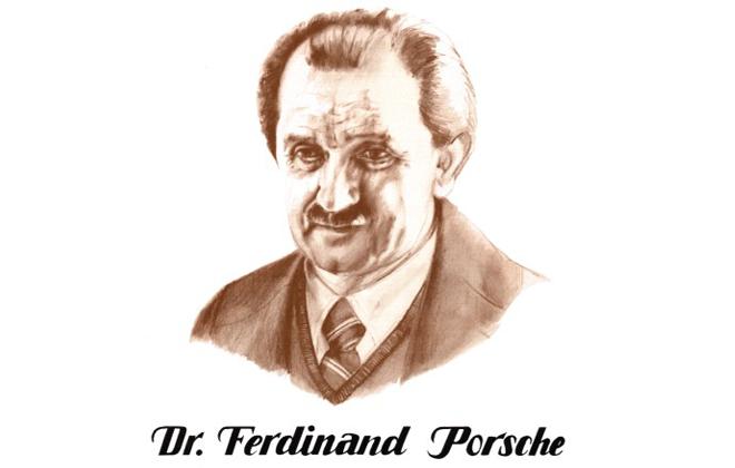 Dr. Ferdinand Porshe International Motorsports Hall of Fame