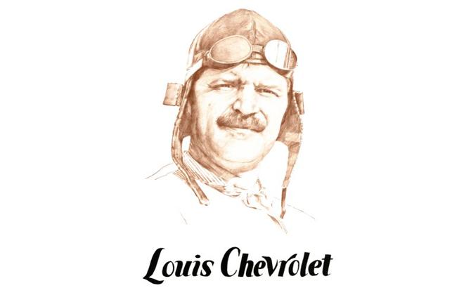Louis Chevrolet Motorsports Hall of Fame Member