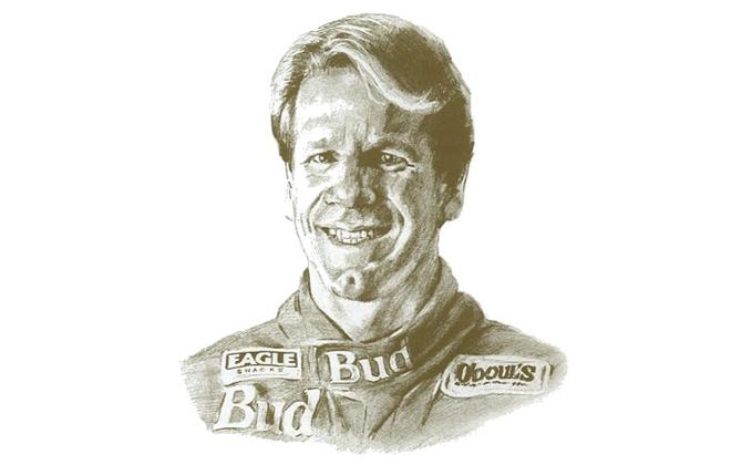 Bud International Motorsports Hall of Fame Member