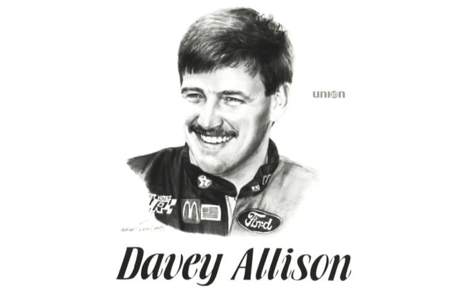Davey Allison: The son of Hall of Famer Bobby Allison - CLASS OF 1998