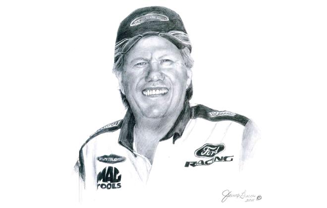Motorsports Hall of Fame Member