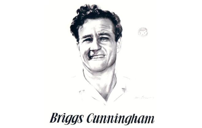 Briggs Cunningham Motorsports Hall of Fame Member