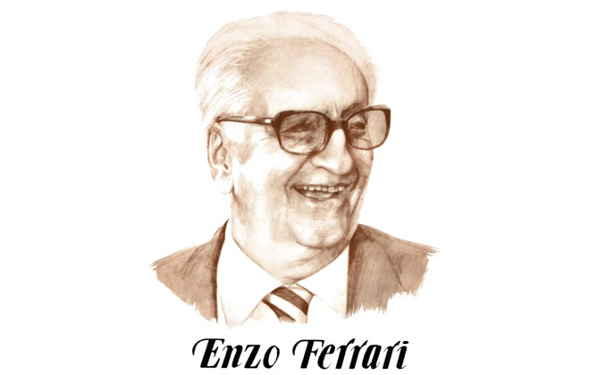 Enzo Ferrari Motorsports Hall of Fame Member