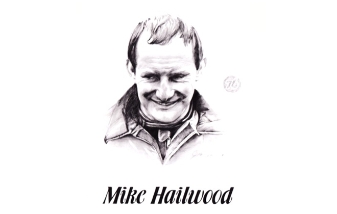 Mike Hailwood International Motorsports Hall of Fame Member