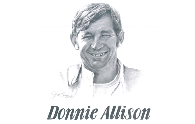 Donnie Allison: Original Member of the Alabama Gang - CLASS OF 2009