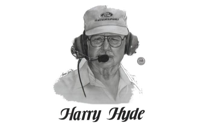 Harry Hyde International Motorsports Hall of Fame Member