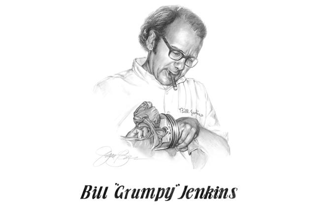 Bill Grumpy Jenkins