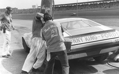 Bud Moore Passing