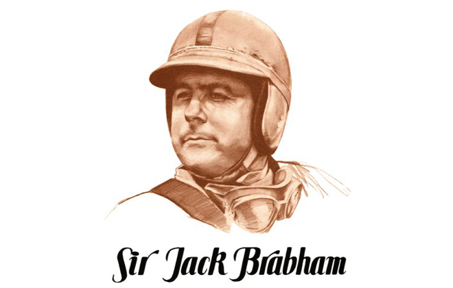Sir Jack Brabham Motorsports Hall of Fame Member