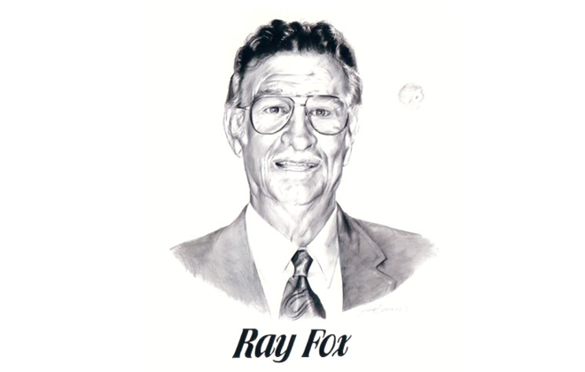 Ray Fox Motorsports Hall of Fame Member