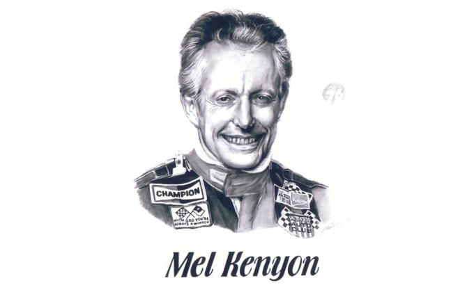 Mel Kenyon International Motorsports Hall of Fame Member