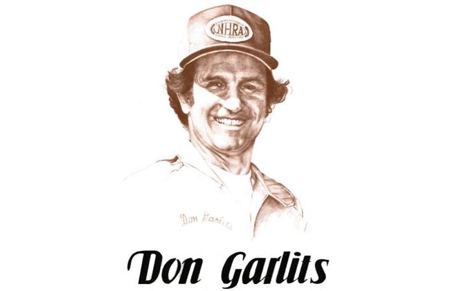 Don Garlits Motorsports Hall of Fame Member