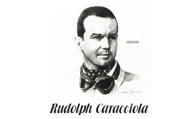 Rudolph Caracciola Motorsports Hall of Fame Member