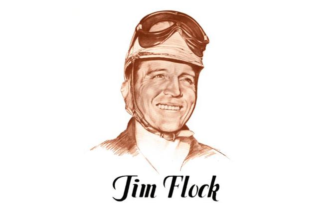 Jim Flock Motorsports Hall of Fame Member