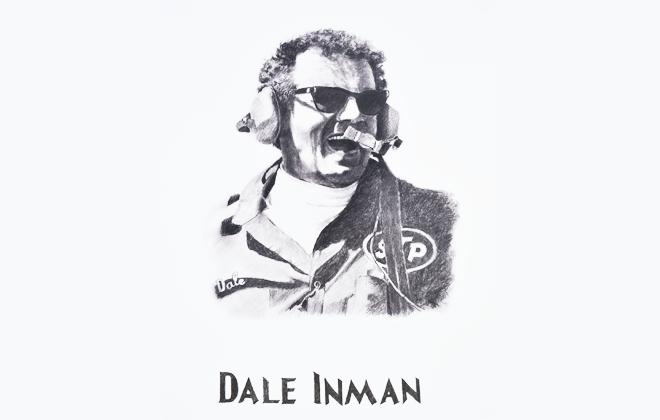 Dale Inman International Motorsports Hall of Fame Member