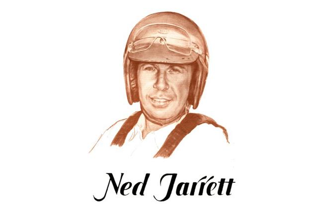 Ned Jarrett International Motorsports Hall of Fame Member