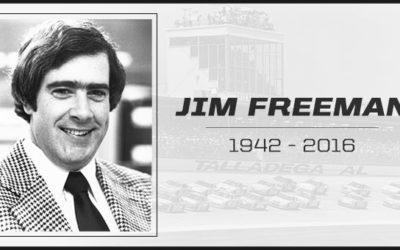 Jim Freeman Passes