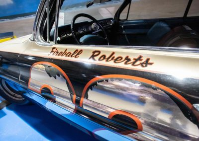 International Motorsports Hall of Fame Race Car Fireball Roberts