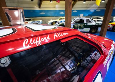International Motorsports Hall of Fame Race Car Clifford Allison