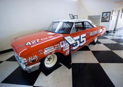 International Motorsports Hall of Fame Race Car 55