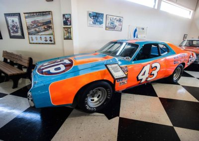 International Motorsports Hall of Fame Race Car 43