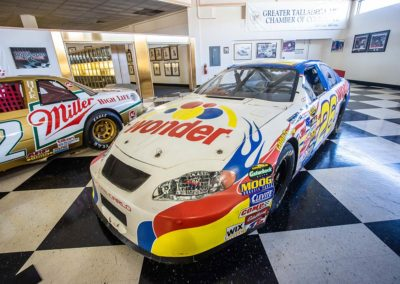 International Motorsports Hall of Fame Race Car Wonder