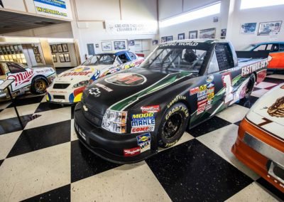 International Motorsports Hall of Fame Race Car 1